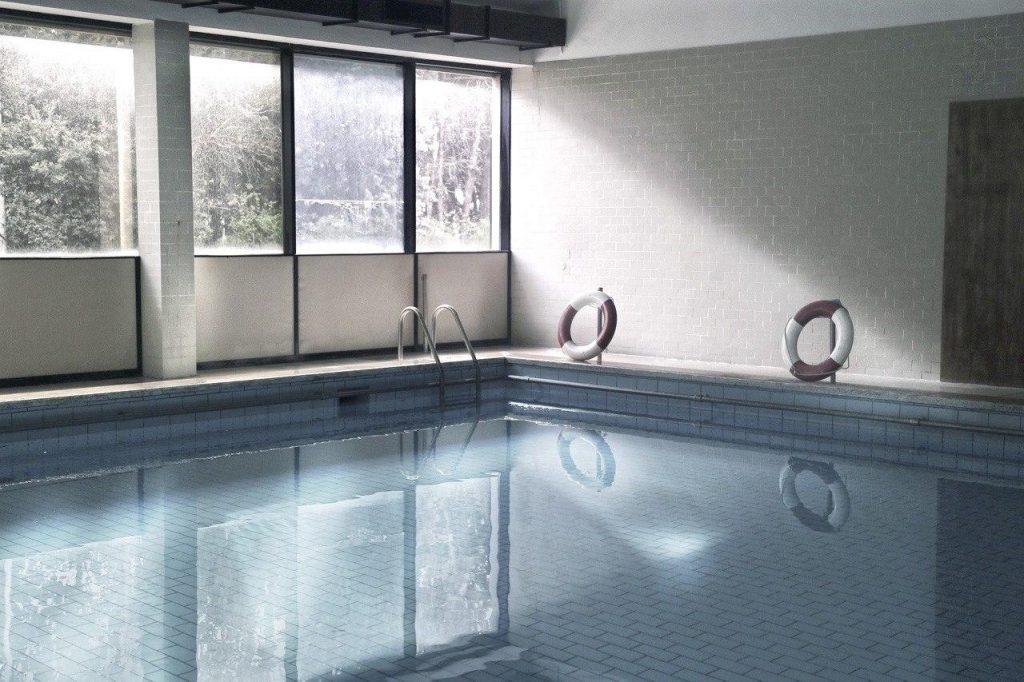 Chlor im Schwimmbad